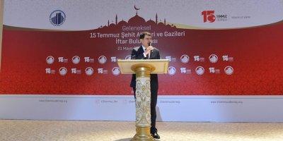 Ankara Valisi Vasip Şahin: Genlerimizde vatan sevgisi var