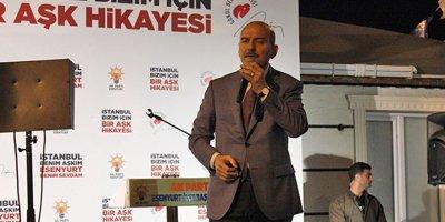 Süleyman Soylu  YSK'nın gerekçeli kararına ilişkin açıklama yaptı