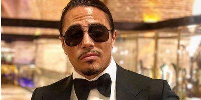 Sosyete kasabı Nusret Gökçe de 72. Cannes Film Festivali'ne katıldı