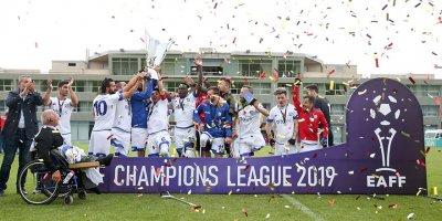 Ortotek Gaziler Şampiyonlar Ligi şampiyonu