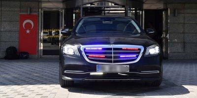Büyükşehir'de çakarlı araç devri sona erdi