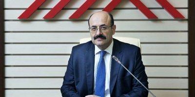 YÖK Başkanı Saraç: YKS'ye ilişkin bir değişiklik gündemimizde yok