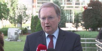 AB Türkiye Delegasyonu Başkanı Chiristian Berger açıklama yaptı