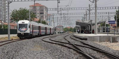 Konya Karaman Hızlı Tren Projesi ile mesafe kısalacak