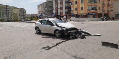 Aynı cadde, aynı kaza!