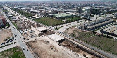 Ayaş'tan Sincan OSB'ye kesintisiz ulaşım