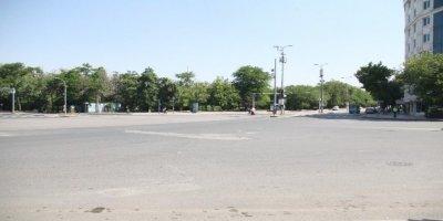 Ankara'da cadde ve sokaklar boş kaldı