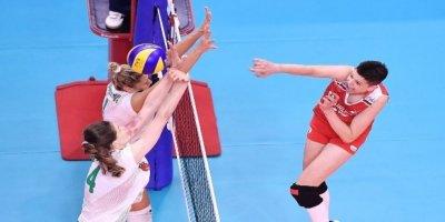 Filenin Sultanları, Bulgaristan'ı 3-0 Mağlup Etti