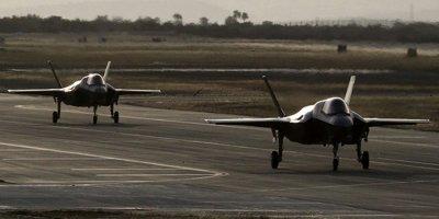 ABD Türk pilotlara eğitim vermeyecek