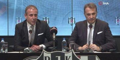 Beşiktaş, Abdullah Avcı ile sözleşme imzaladı