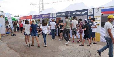 Enfest Sokak Lezzetleri Festivali Ankara'da başlıyor