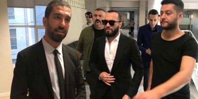 Arda Turan ve Berkay'ın davasında karar verildi