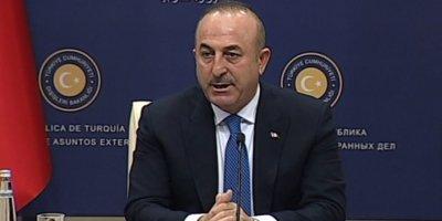 BM'nin Kaşıkçı raporuna Mevlüt Çavuşoğlu yorum yaptı