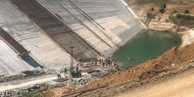 Barajda feci ölüm