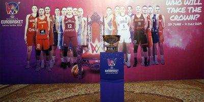FIBA Avrupa Kadınlar Basketbol Şampiyonası'nda heyecan başlıyor