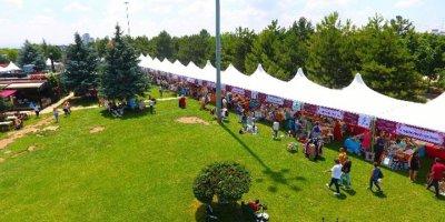 Çankaya'da kadın emeği festivali başladı