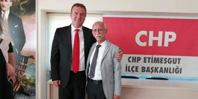 Erol Erdem, CHP Etimesgut İlçe Başkanlığına aday oldu