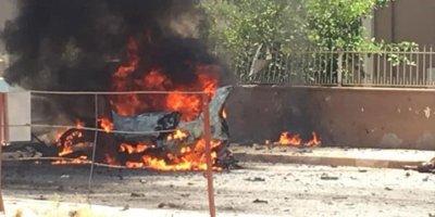 Hatay'da patlama: 3 ölü