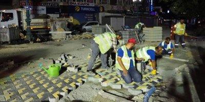 Kızılay'ın cadde ve sokakları yenileniyor