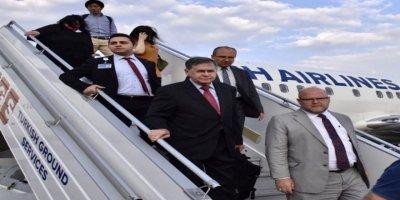 Ankara'nın yeni ABD Büyükelçisi Satterfield Başkent'e ayak bastı