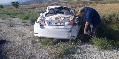 Yozgat'ta feci trafik kazası: 6 yaralı