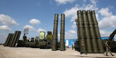 Rusya: S-400 teslimatına başlandı