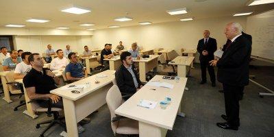 Belediyeler Birliği'nden hizmet içi eğitim