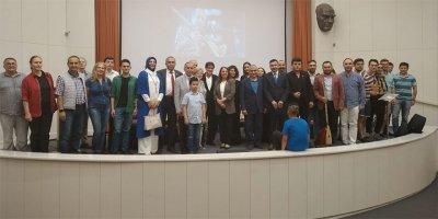Bilkent Üniversitesinde Neşet Ertaş rüzgarı esti