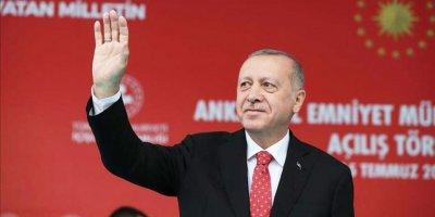 Cumhurbaşkanı Erdoğan: Nisan 2020'de son noktayı koyacağız