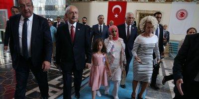 Kılıçdaroğlu: Herkesin kendisini bulacağı bir anayasa yapmak zorundayız