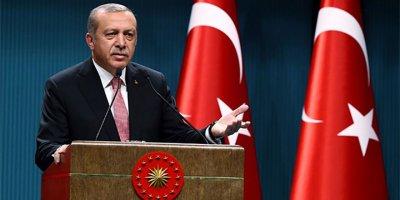 Cumhurbaşkanı Erdoğan'dan Erbil'deki saldırıya ilişkin açıklama