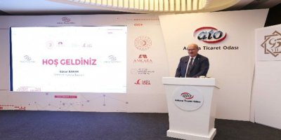 Ankara'nın geleceği ATO'da ele alındı