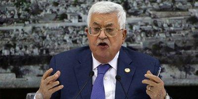 Filistin tüm anlaşmaları askıya aldı