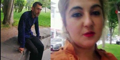 Öldürülen kadın, katilinin videosunu çekti