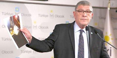 İYİ Parti yeni Grup Başkanvekili, Müsavat Dervişoğlu oldu