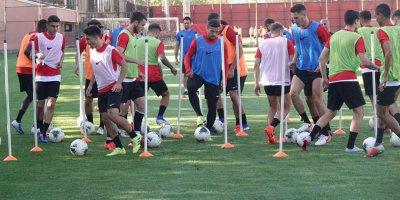 Gençlerbirliği yeni sezon hazırlıklarını sürdürüyor