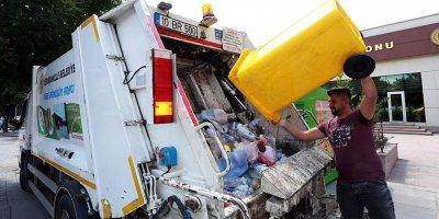 Mobil Atık Getirme Merkeziyle çevre kirliliğine önlem