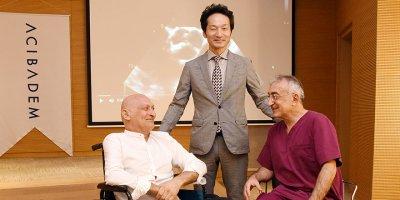 Ozaki Yöntemiyle abisini ameliyat etti