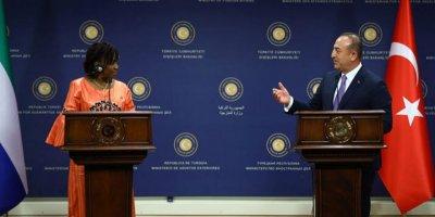 Mevlüt Çavuşoğlu: Güvenli bölge çalışmalarımız sürüyor