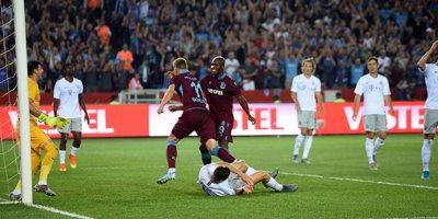 Trabzonspor Avrupa'da tur atladı