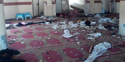 Pakistan'daki cami saldırısında 5 kişi yaşamını yitirdi