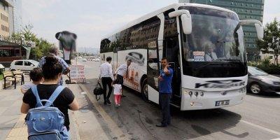 Ankara Büyükşehir'de ulaşımda büyük kolaylık