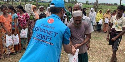 Türkiye yardım elini uzattı