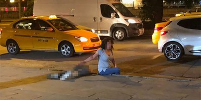 Ankara'da dehşet: Defalarca bıçaklandı