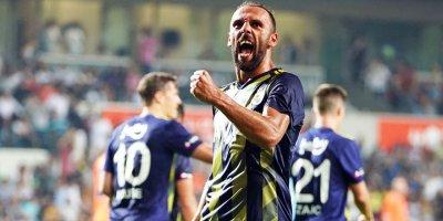 Vedat Muriqi golleriyle seriye bağladı