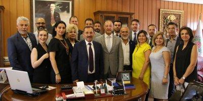 Başkan Demirel GGYD'lilere Baş Döndüren Değişimi Anlattı