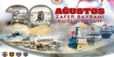 """Hulusi Akar'dan 30 Ağustos Zafer Bayramı"""" mesajı"""