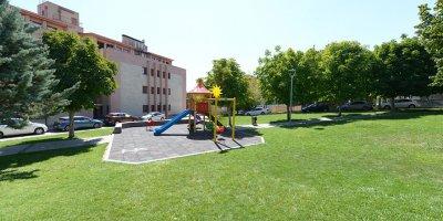 Altındağ'da hastanelere tam destek