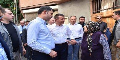 Altındağ'da kentsel dönüşüm başlıyor