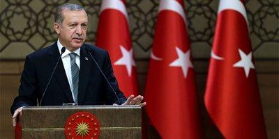 Cumhurbaşkanı Erdoğan'dan kuvvetler ayrılığı vurgusu